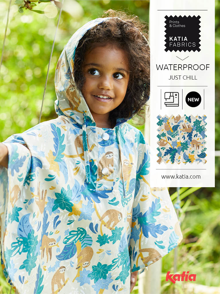 Nieuwe AQUA Katia Fabrics lente/zomer 2020 collectie