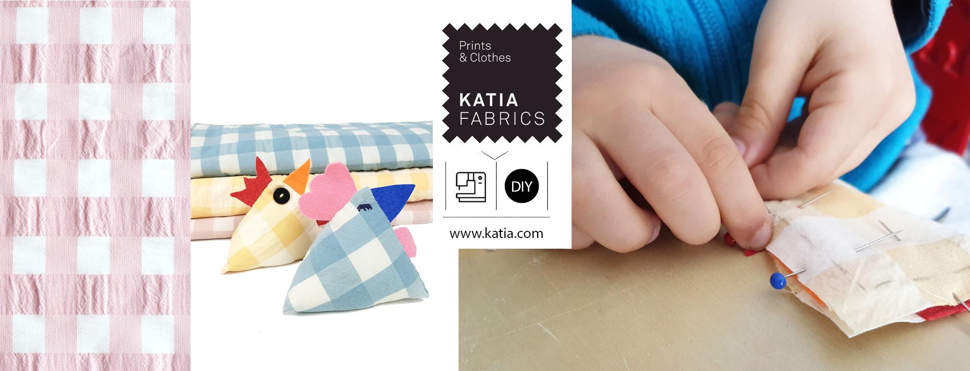 Paaskippen naaien tutorial voor kinderen