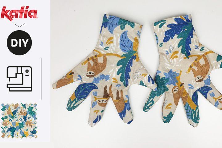 Waterdichte handschoenen naaien1