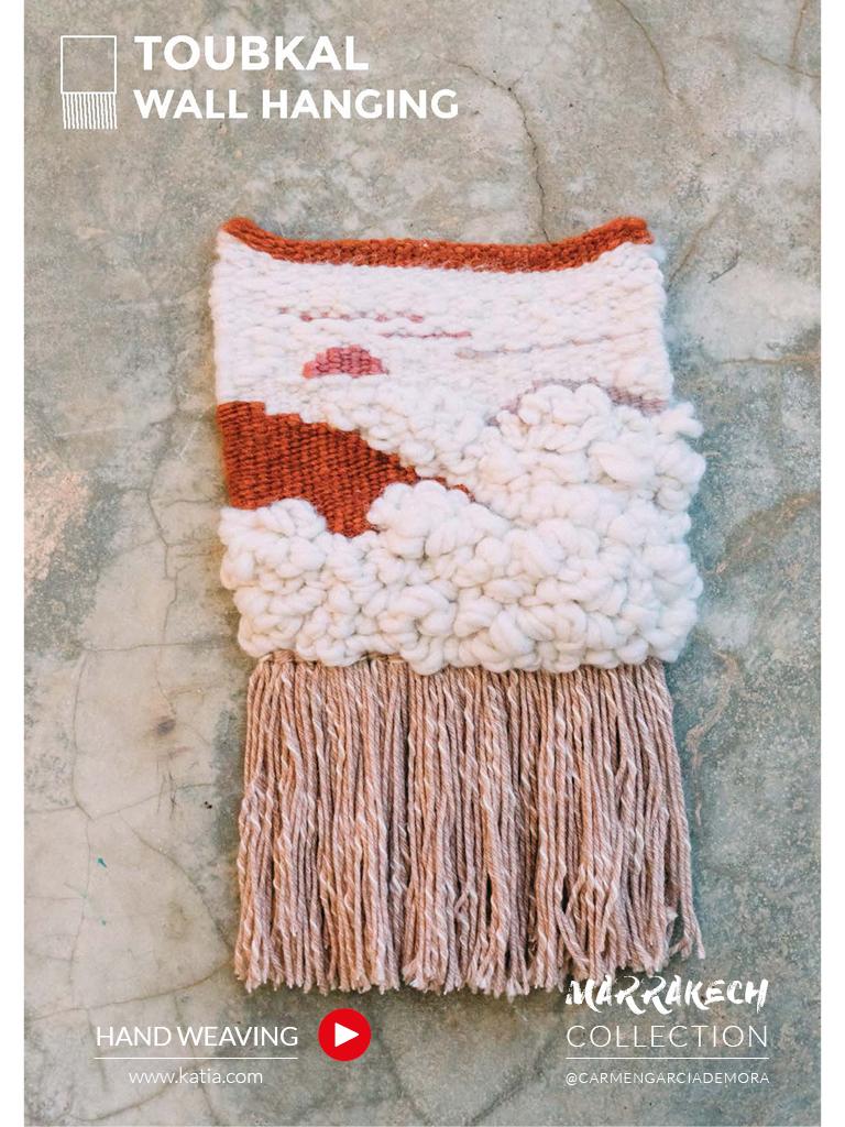 Marrakech Magazine - 9 projecten om te leren weven, borduren en knopen