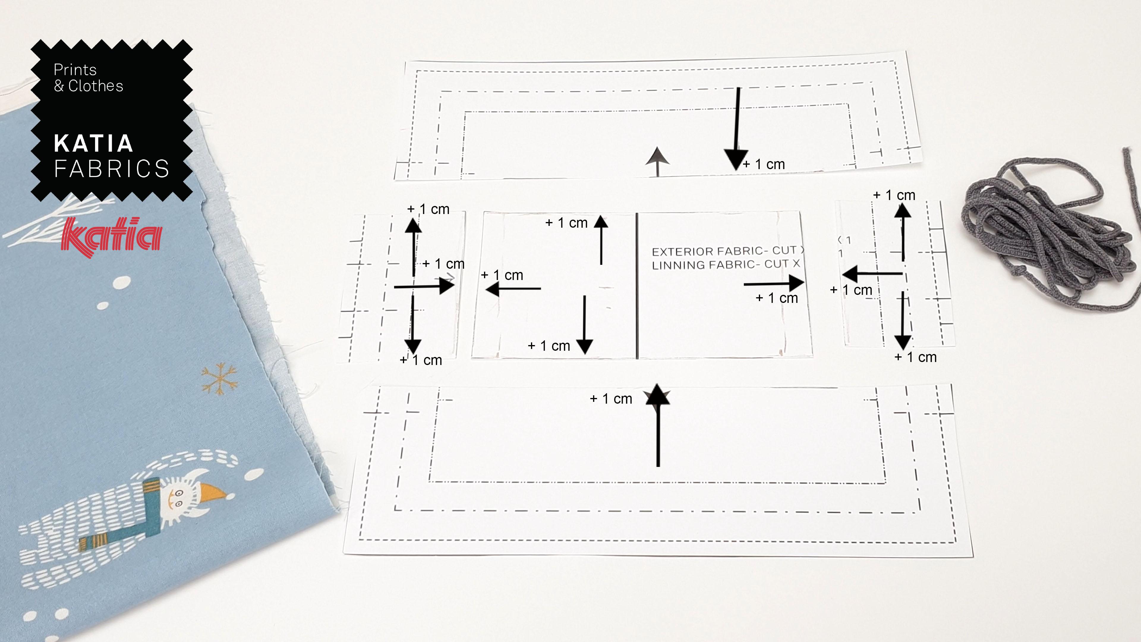 Leer een doorzichtig mondkapje naaien met ons gratis naaipatroon en stap voor stap video
