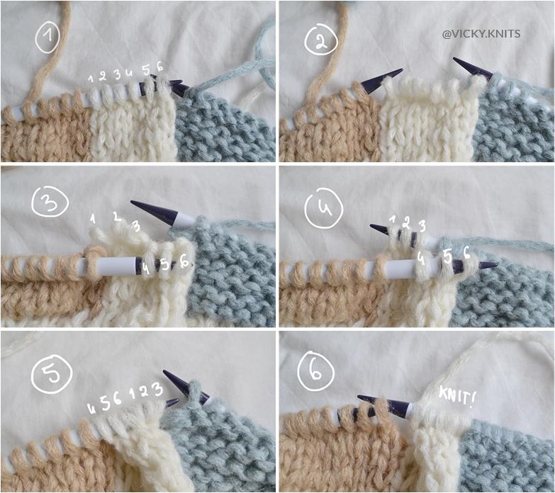 Tarta Trui breien met het gratis breipatroon van Vicki.Knits met Katia Ingenious Big (maat S-XL)