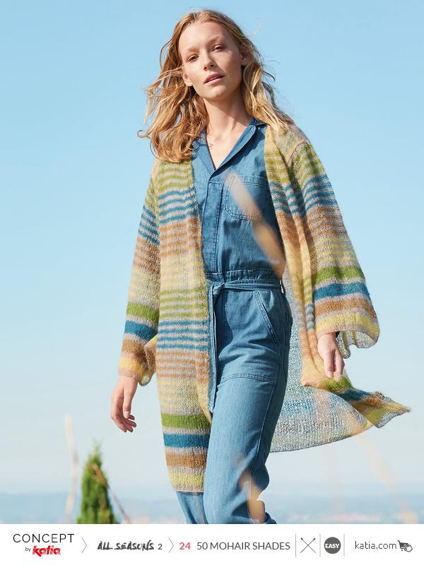 Katia Magazine All Seasons Concept 2 - 50 shades of mohair