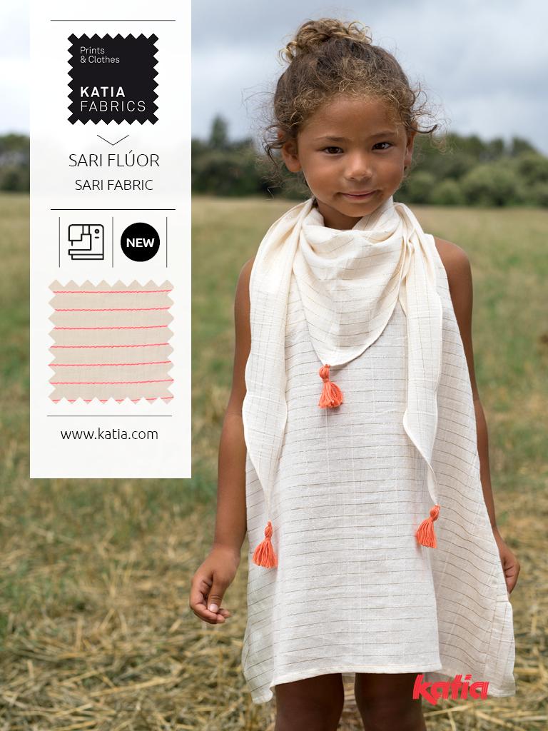 Katia Fabrics lente en zomer stoffencollectie 2021 - nieuwe stoffen