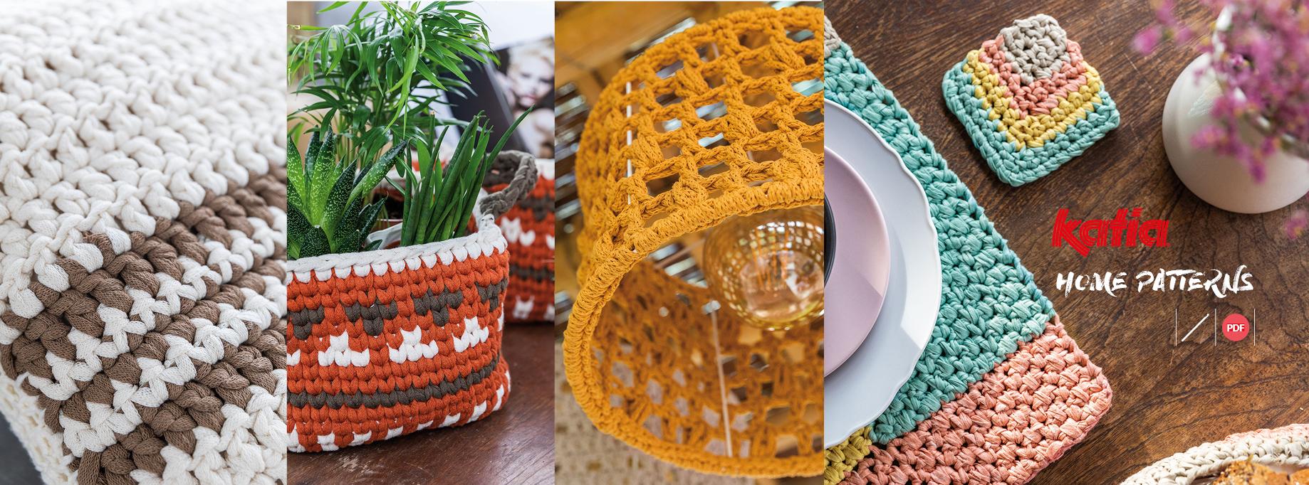 11 haakpatronen voor je woning: gehaakte accessoires voor je woning