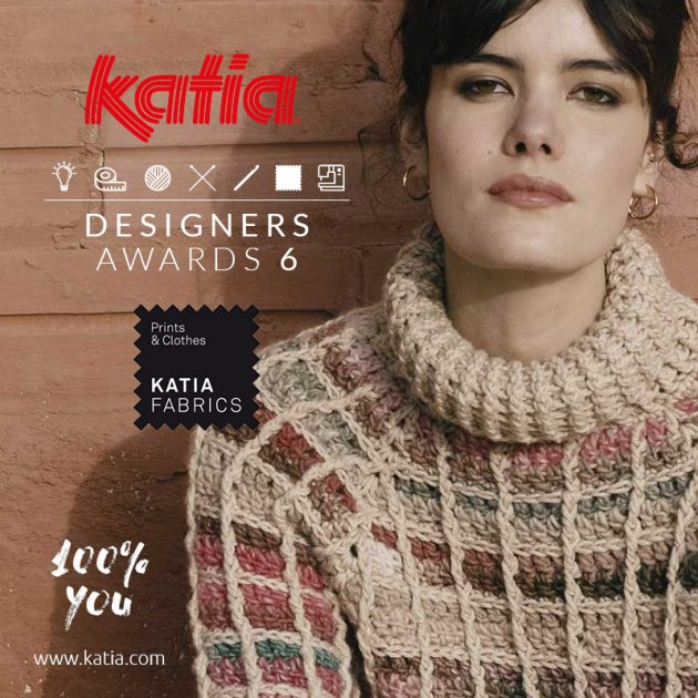 Katia Designers Awards 6: wordt jouw ontwerp straks gepubliceerd in ons nieuwe magazine?