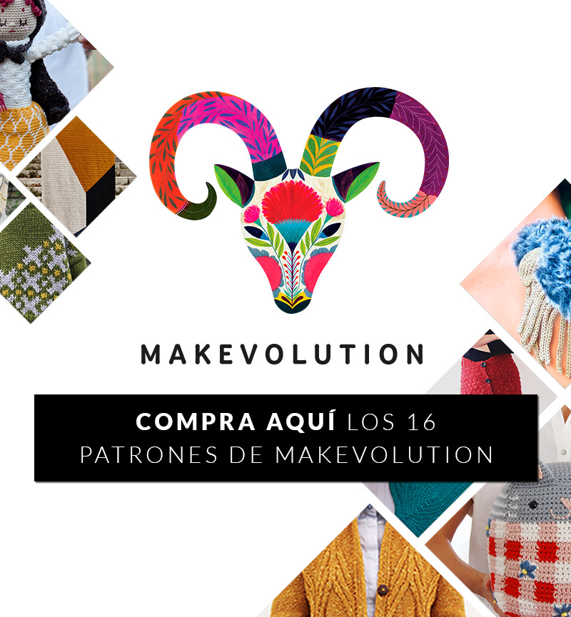 Hombreras - Mujer - Otoño / Invierno - patrones makevolution | Katia.com