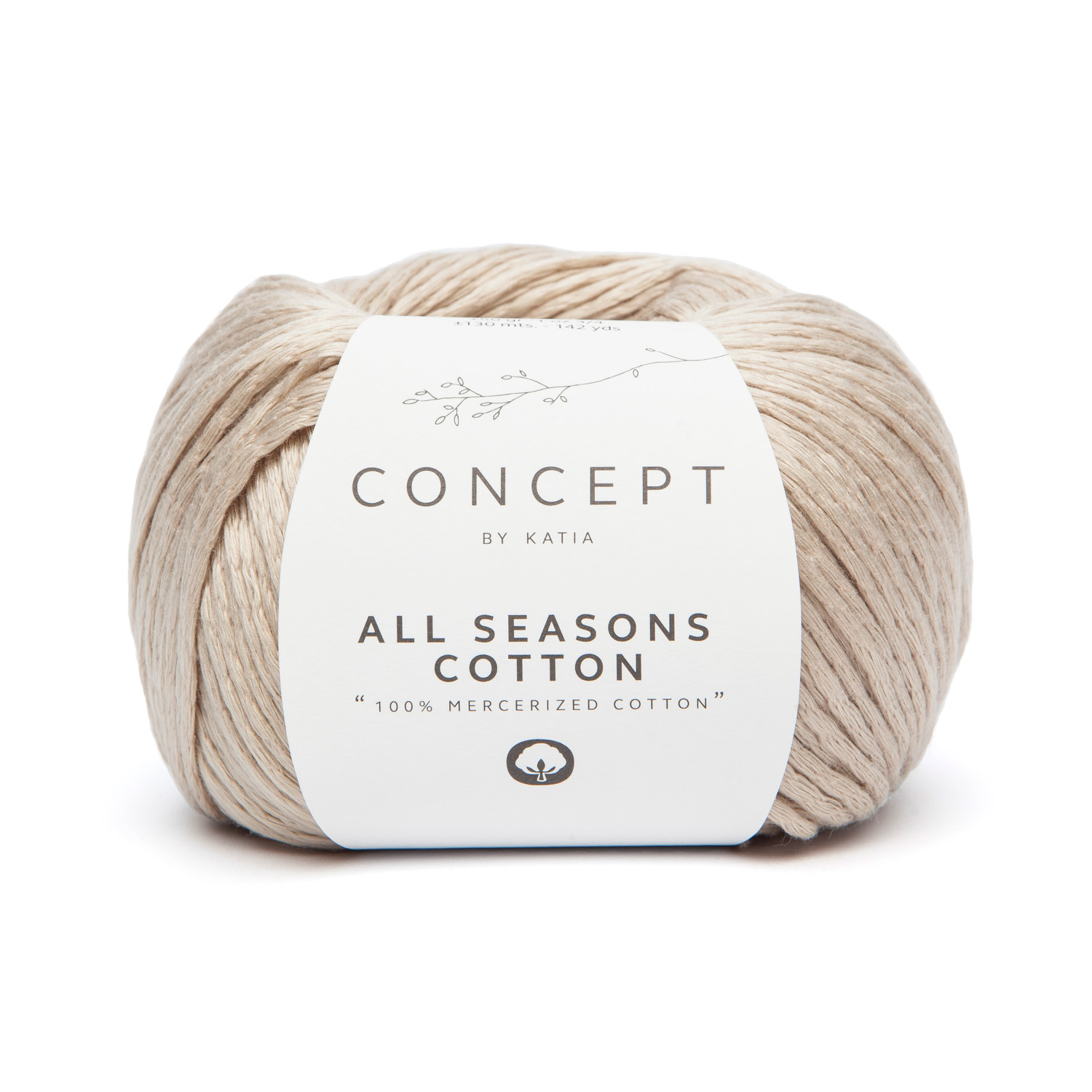 ALL SEASONS COTTON - Primavera / Verano - lanas | Katia.com