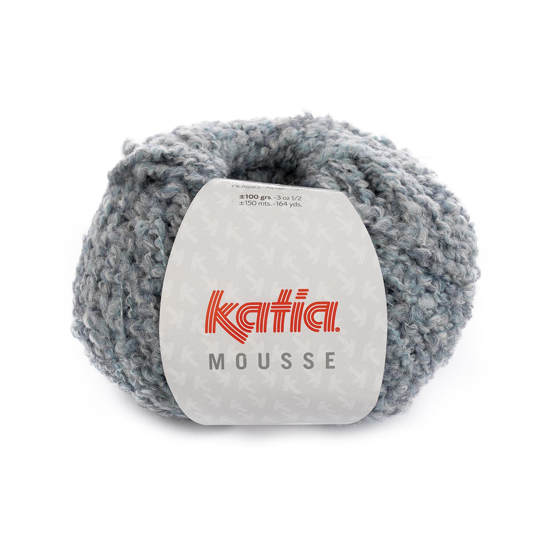 MOUSSE - Otoño / Invierno - lanas | Katia.com