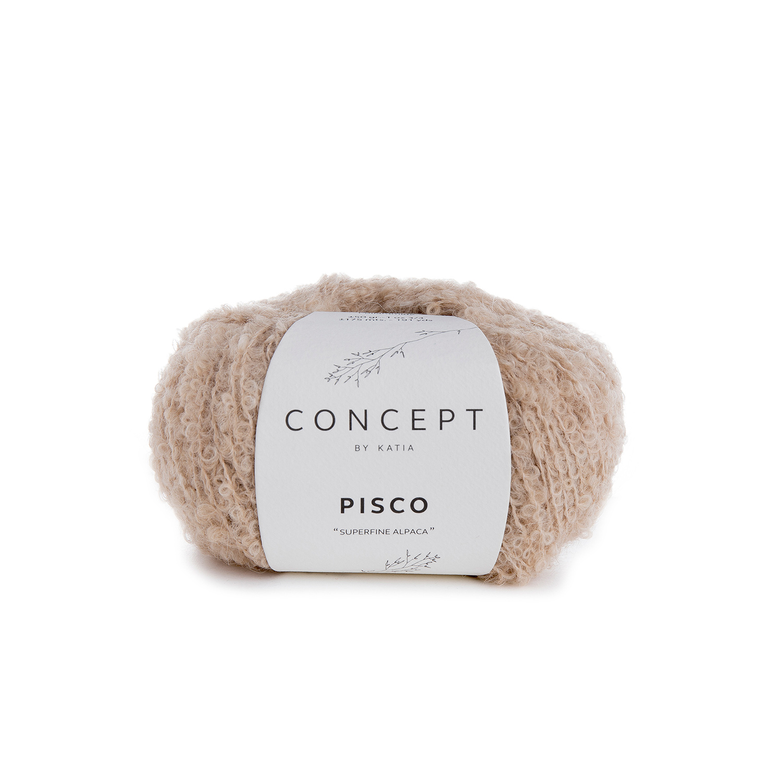 PISCO - Otoño / Invierno - lanas | Katia.com