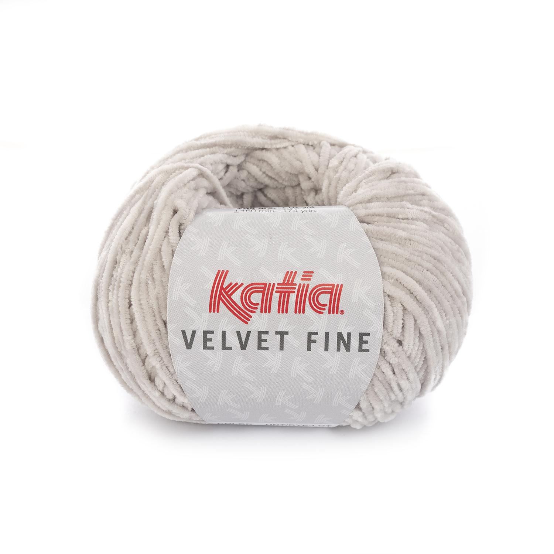VELVET FINE - Otoño / Invierno - lanas   Katia.com