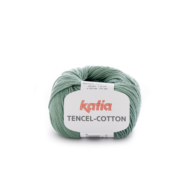 TENCEL-COTTON - Primavera / Verano - lanas   Katia.com