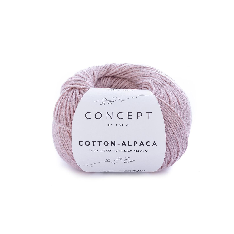 COTTON-ALPACA - Frühjahr / Sommer - Garne | Katia.com