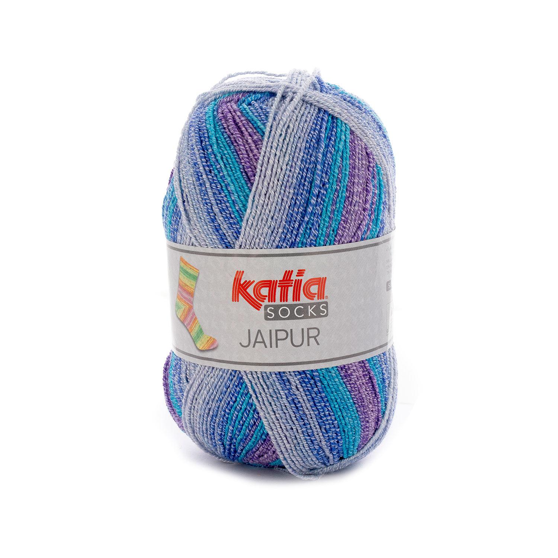 JAIPUR SOCKS - Primavera / Verano - lanas | Katia.com