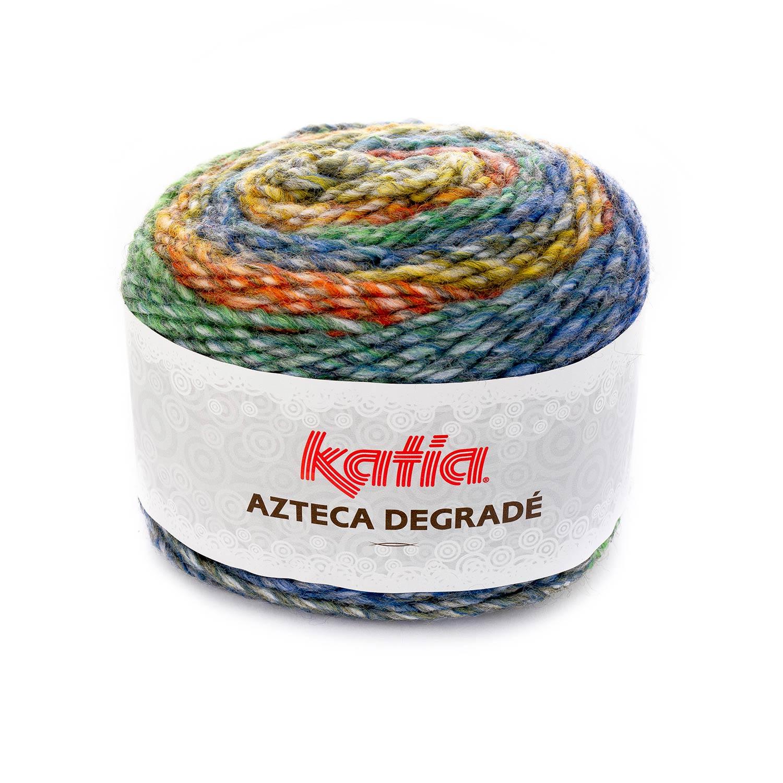 AZTECA DEGRADÉ - Otoño / Invierno - lanas | Katia.com