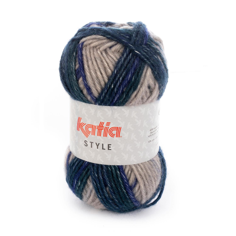 STYLE - Otoño / Invierno - lanas   Katia.com