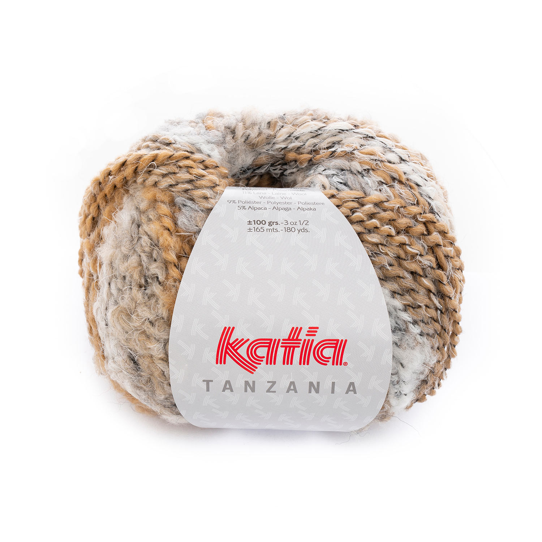 c67616526 yarn wool tanzania knit acrylic polyamide wool polyester alpaca beige ...