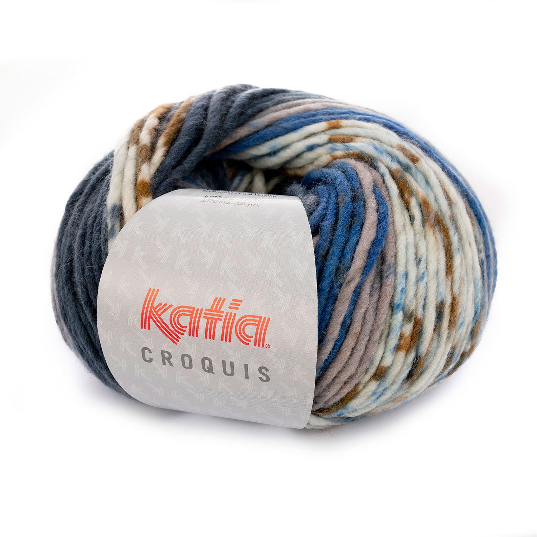 CROQUIS - Otoño / Invierno - lanas | Katia.com