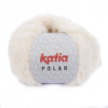 garn wolle polar stricken polyester naturweis herbst winter katia 80 p