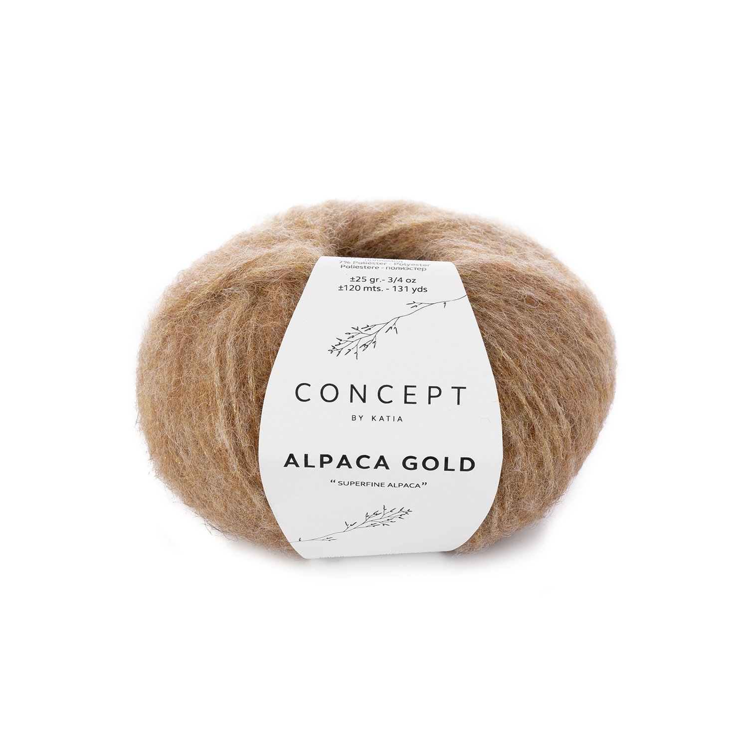 ALPACA GOLD - Autumn / Winter - yarns | Katia.com