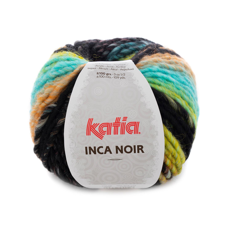 INCA NOIR Herbst Winter Garne |