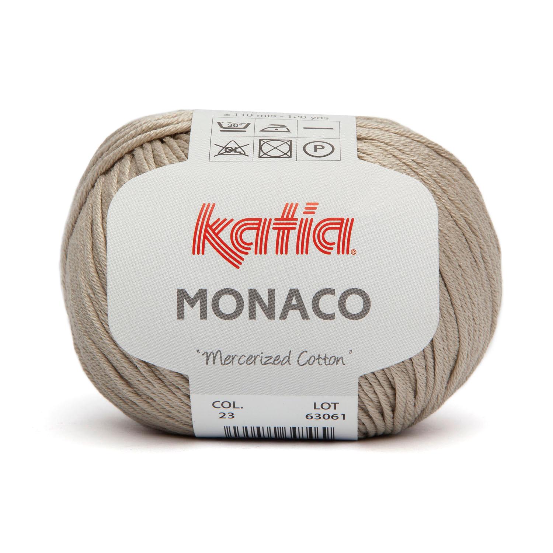 MONACO - Primavera / Verano - lanas | Katia.com