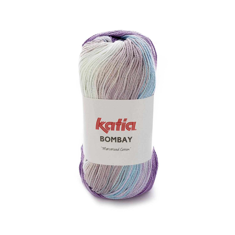 BOMBAY - Primavera / Verano - lanas | Katia.com