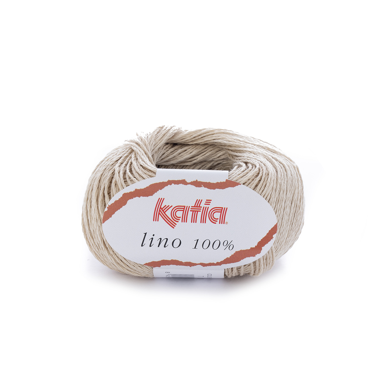 LINO 100% - Primavera / Verano - lanas | Katia.com