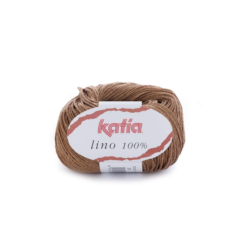LINO 100% - Spring / Summer - yarns   Katia com