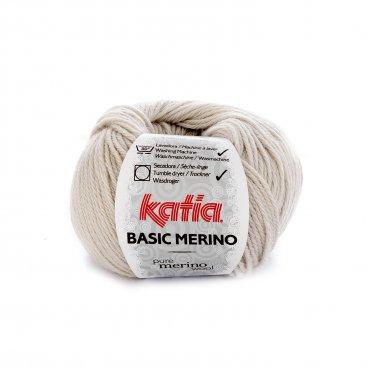 garn wolle basicmerino stricken schurwolle polyacryl beige herbst winter katia 11 p