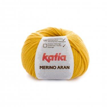 lana hilo merinoaran tejer merino superwash acrilico amarillo otono invierno katia 80 p