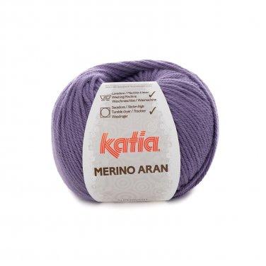 lana hilo merinoaran tejer merino superwash acrilico lila otono invierno katia 89 p