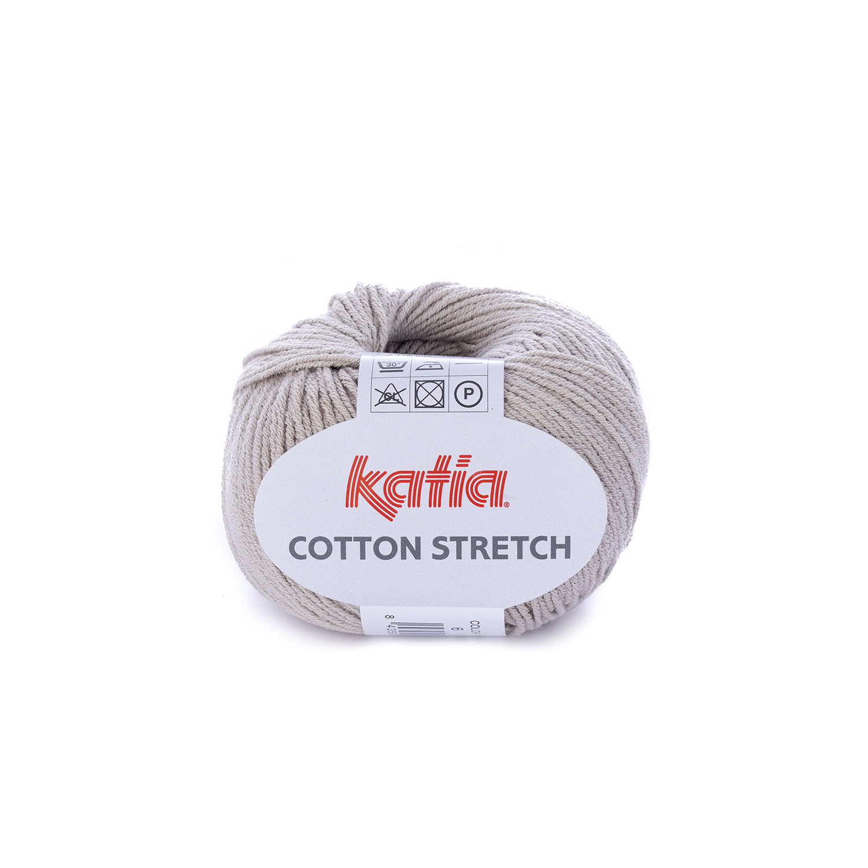 COTTON STRETCH - Primavera / Verano - lanas | Katia.com