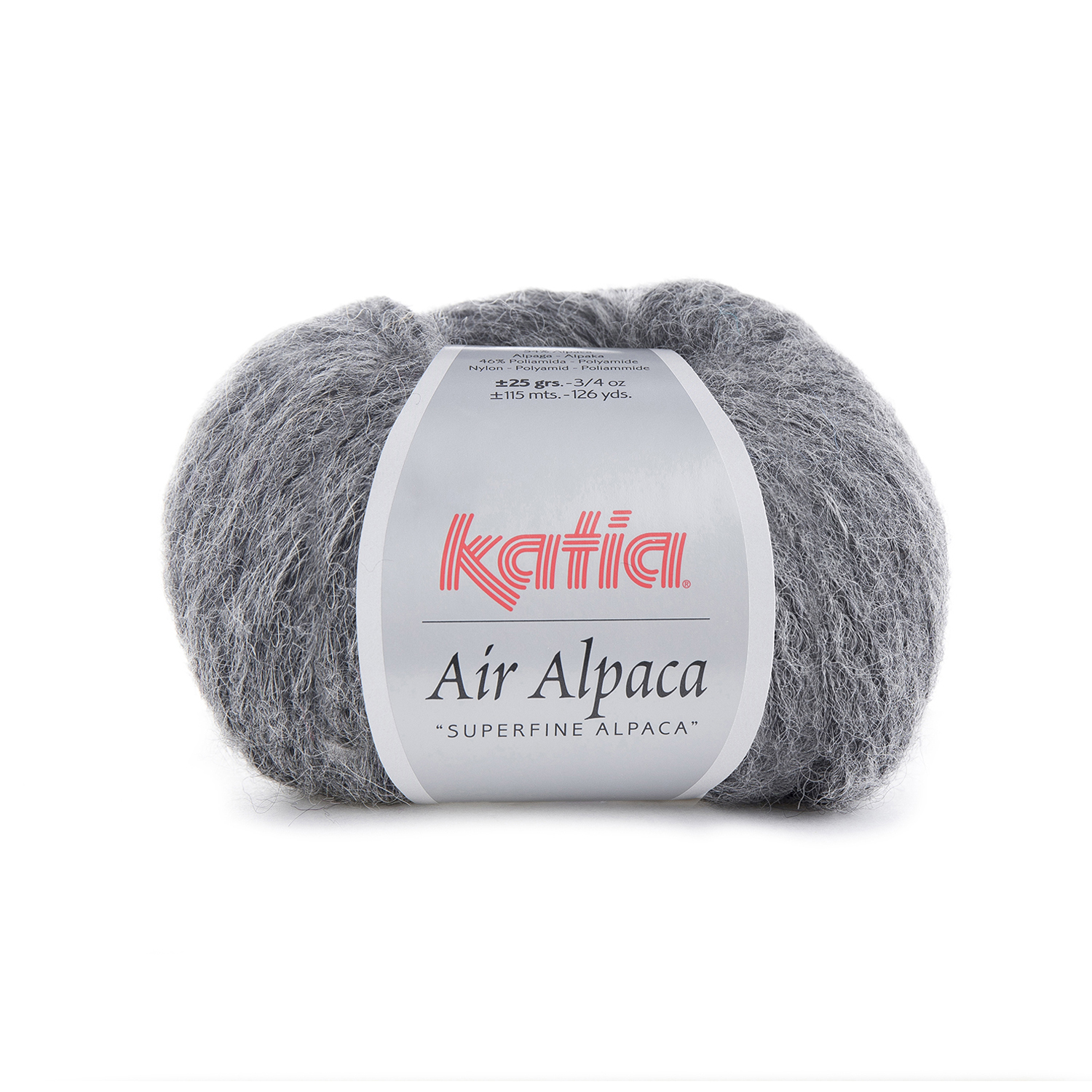 AIR ALPACA - Autumn / Winter - yarns | Katia.com