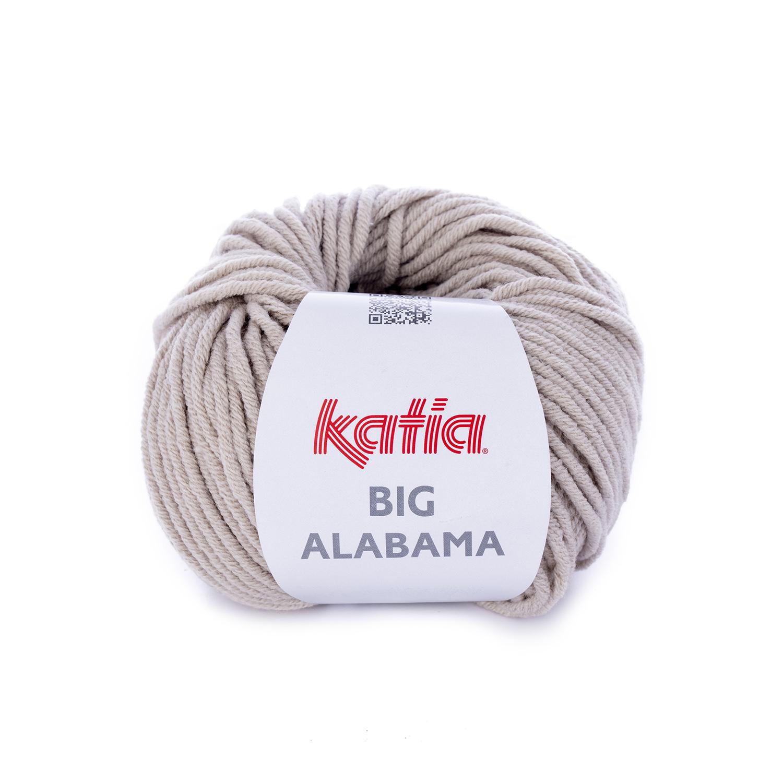 BIG ALABAMA - Primavera / Verano - lanas | Katia.com