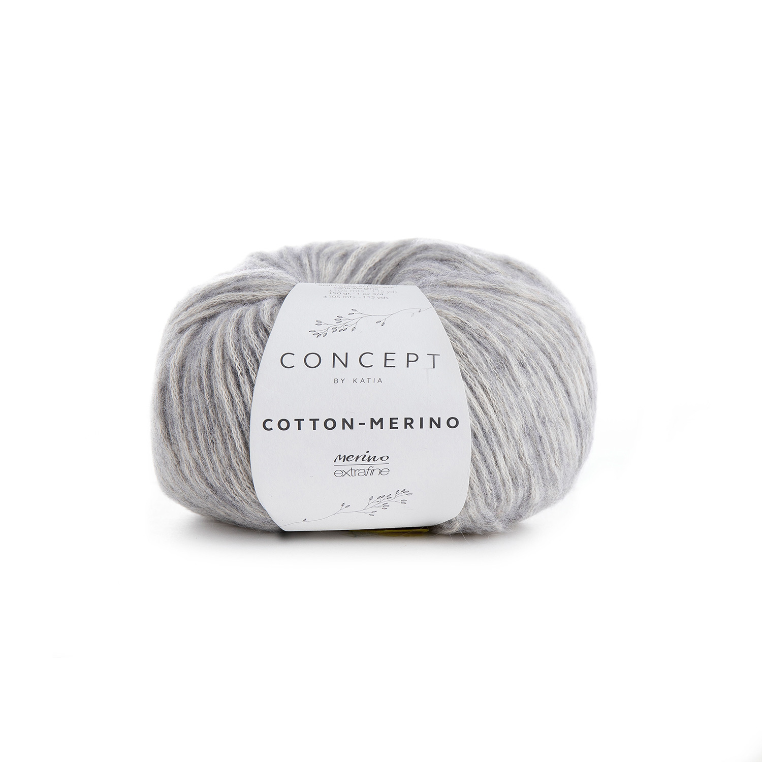 COTTON-MERINO - Autumn / Winter - yarns | Katia.com