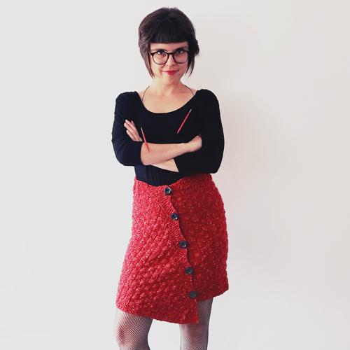 patron tricoter tricot crochet femme jupe automne hiver katia 5001 2 g 74092beb5c78