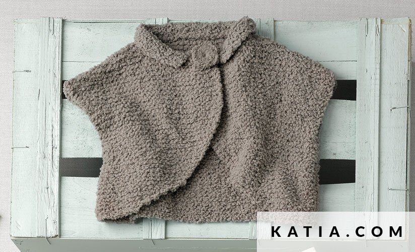 Chaqueta - Bebé - Otoño / Invierno - patrones | Katia.com