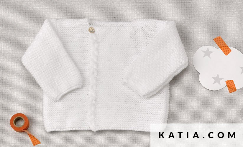 Jacket - Baby - Autumn / Winter - models & patterns | Katia.com