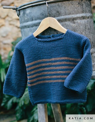 Sweater Baby Autumn Winter Models Patterns Katiacom