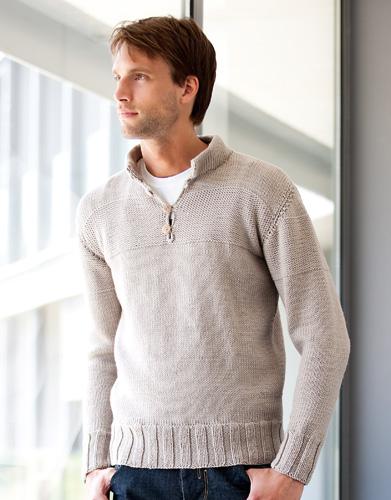 Jersey - Hombre - Otoño / Invierno - patrones   Katia.com