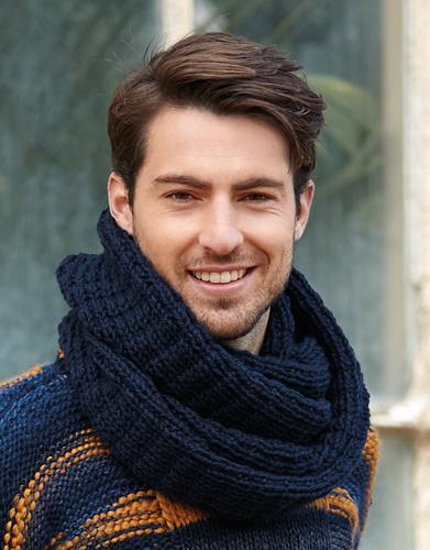 comprar online 7a1d6 134ff Cuello - Hombre - Otoño / Invierno - patrones | Katia.com