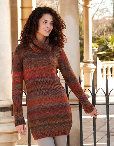 Modelos de vestidos de lana para mujer