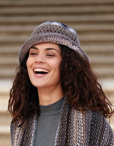 Hoed Sombrero Dames Herfst Winter Modellen Patronen