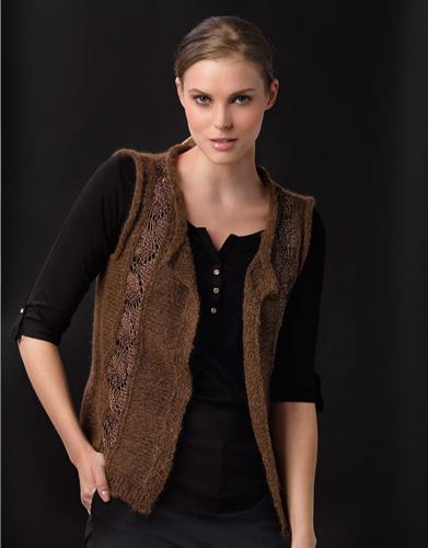 53eb2094a3 Gilet - Donna - Autunno / Inverno - modello & schemi | Katia.com