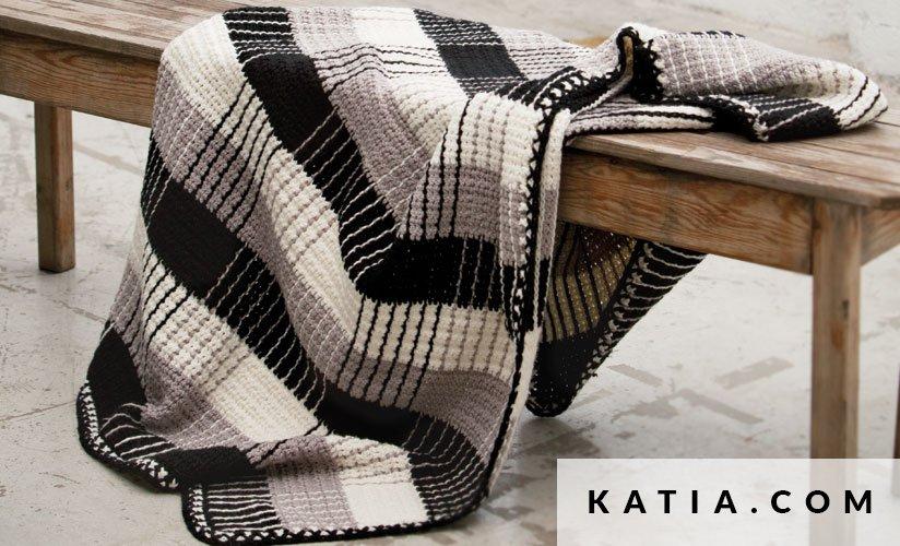 Deken Woning Herfst Winter Modellen Patronen Katiacom