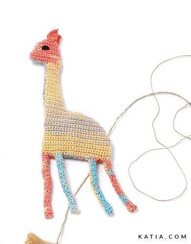 Universal crochet pattern: Baby sack in Katia Bambi by Knitting Sheep | 500x391