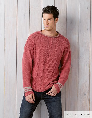 patron pull homme