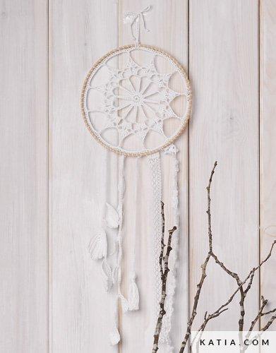 Voorkeur Mandala - Woning - Lente / Zomer - modellen & patronen | Katia.com #PM56