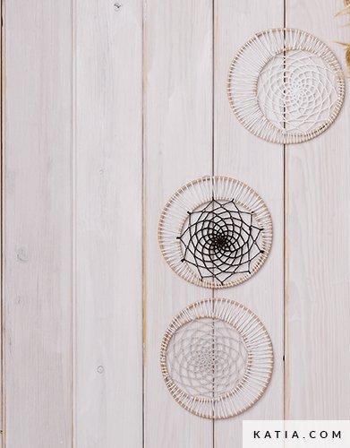 Mandala Casa Primavera Estate Modello Schemi Katiacom